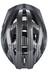 UVEX i-vo c Helm black carbon look